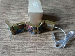 USB-хаб, размножитель USB, 4 порта!