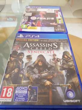 FIFA 21 and Assassin's Creed Syndicate Special Edition