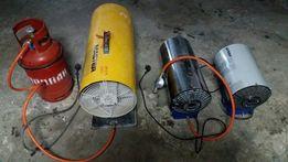 Аренда газовых пушек для обогрева и натяжных потолков