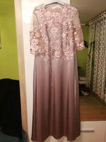 Sukienka długa, wesele, sylwester
