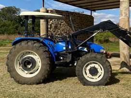 New holland tractor TD 90