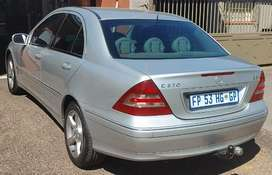 Automatic Mercedez-Benz C270 CDI with Leisure Trailer COMBO DEAL SALE