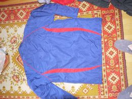 Большая зимняя куртка 3х 76 полуохват