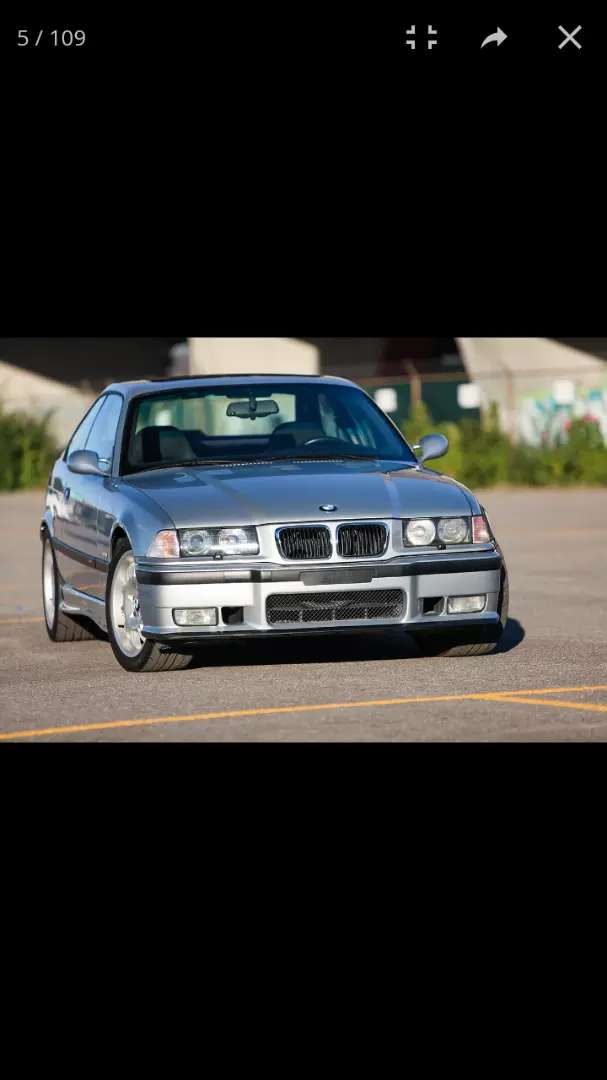 BMW M3 E36 COUPE WANTED 0