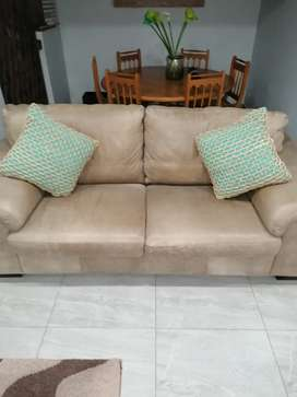 Couch 2 seater 100% full leather