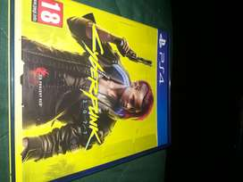 Cyberpunk 2077 for ps4