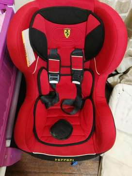 car seat, kids bed and baby warmer
