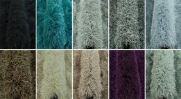 Dywan shaggy INSPIRATION puszysty miękki różne kolory i rozmiary