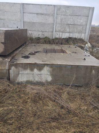 Бетонная плита, бетонная платформа для билбордов Гора - изображение 7