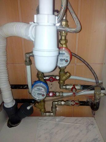Сантехник,сантехнические работы,установка счётчиков воды,боллеров и др Киев - изображение 8