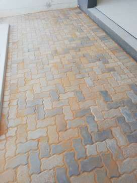 Painting tilling and paving