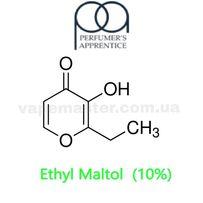 Усилитель вкуса TPA Ethyl Maltol Liquid (10% PG) самозамес
