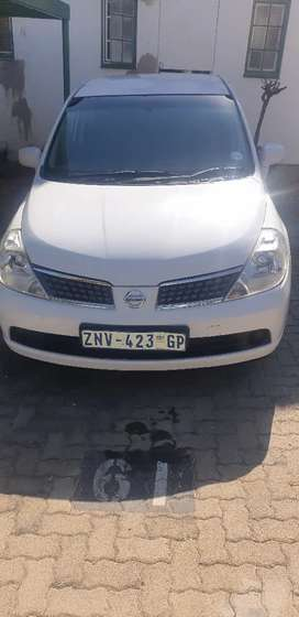 Immaculate Nissan Tiida 1.6  for sale R65000