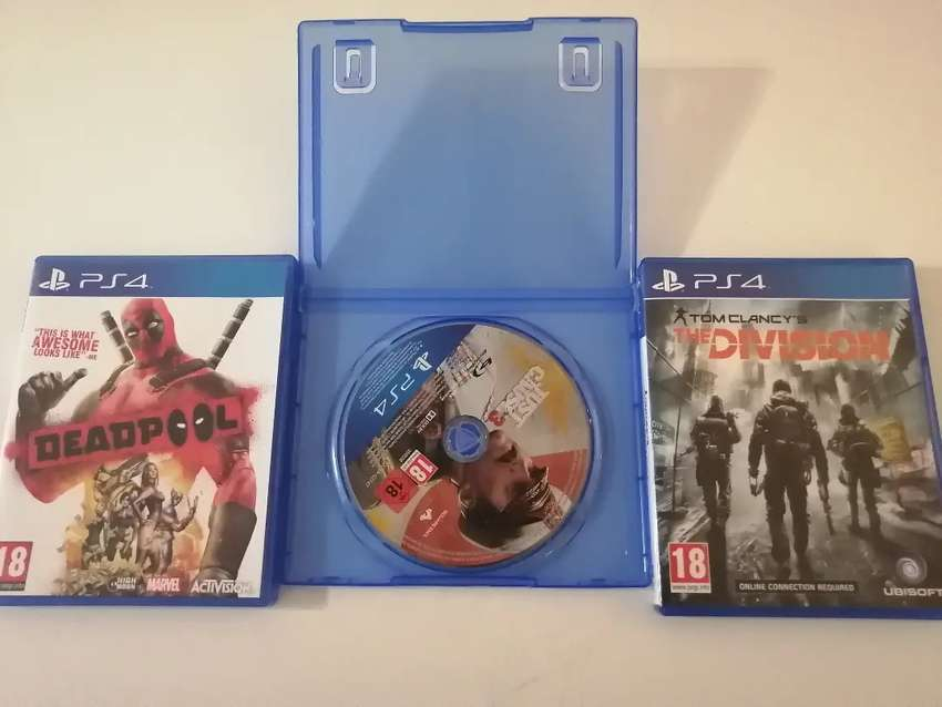 Excellent ps4 games For sale 0