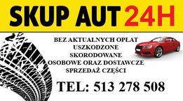 Skup Aut Za Gotówkę Złomowanie 1zl/kg Szybki Odbiór