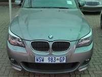 Image of 2010 BMW 5 SERIES 530d