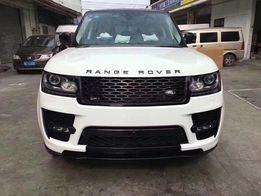 Обвес SVO для Range Rover Vogue L405, Startech, бампер, решетка, фары