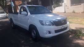 2013 Toyota hilux 2.0 single cab