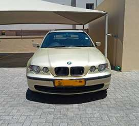 BMW 318ti 2002 Model in very good condition