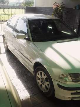 "Negotiable Bmw automatic selling ""as is"""