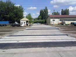 Asfaltowanie przejazdów,asfalt przejazd , dojazdów kolejowych śląsk