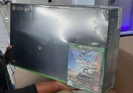 Xbox1 1TB Consol with 1 x Forza Horizon Game. Brand New.