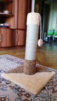 Продам когтеточку(когтедралку).650 руб.Домик для кошки,кота.