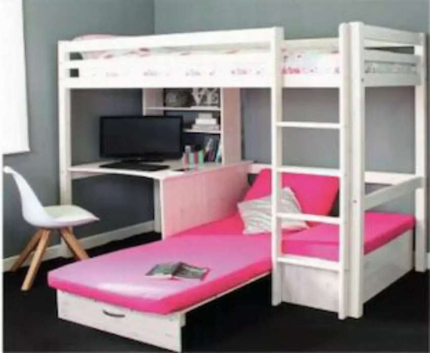 House beds and Bunk beds