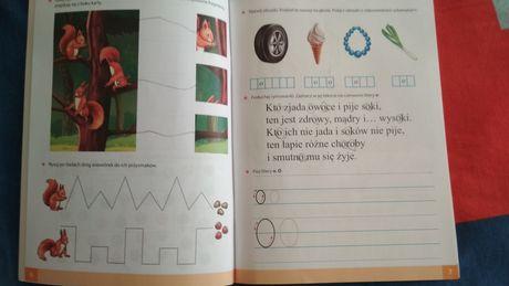 Zestaw książek do Zerówki Kolorowy Start z Plusem Toruń - image 6
