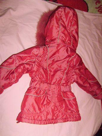 Зимняя куртка Donilo 98см. Киев - изображение 2