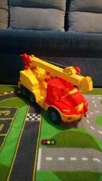 Автокран машинка игрушка