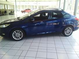 2016 Ford Focus 1.5EcoBoost Trend Auto