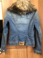 Курточка джинсовая Dolce & Gabbana