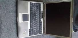 Dell laptop very old.