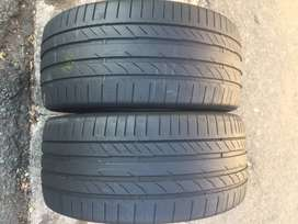 275/40/ R20 Continental Conti Sport Contact Run Flat Tyres