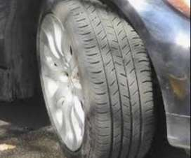 Craziest deals on second tyres and new tyres
