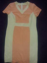 Jasna sukienka roz.48