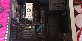 Gaming motherboard ,cpu and ram