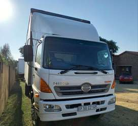 2011 Hino 500 Series 1626 Fully Reconditioned Engine