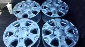 16 inch original ford ranger rims in very good condition