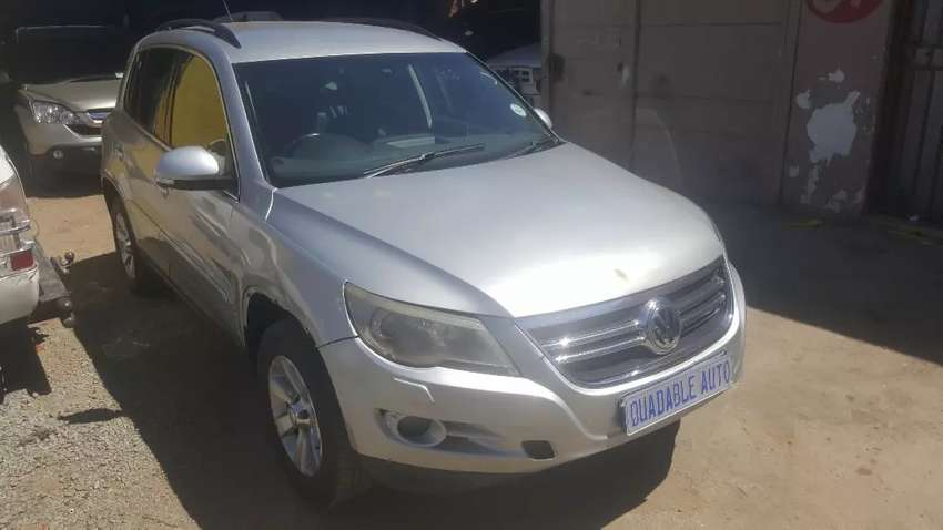 2009 VW Tiguan in good condition for sale 0