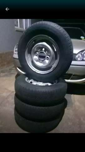 """Rims with tyres 12"""""""