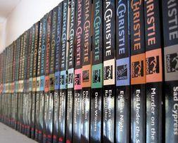 Книги детективы, романы на английском языке