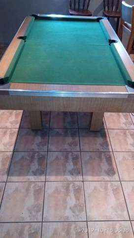 Pool table make an offer