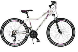 S13 rower KANDS SLIM-r biały miętowy czarny alu rama 16 i 18 komunia
