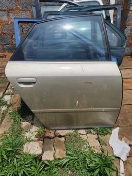 Audi A6 right rear door shell