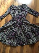 Трикотажное платье Bicotone 44 размер