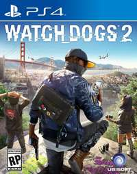 Image of Watch Dogs 2 & The Evil Within on Ps4 for Sale