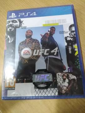 Ps4 ufc 4 on special