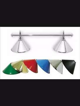 Pool table shade light